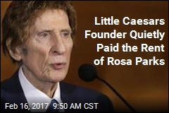 Little Caesars Founder Quietly Paid the Rent of Rosa Parks