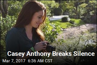 Casey Anthony Breaks Silence on Daughter's Death