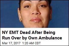 EMT in NYC Killed by Own Stolen Ambulance