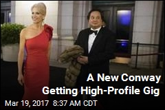 A New Conway Getting High Profile Gig