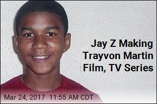 Jay Z Making Trayvon Martin Film, TV Series