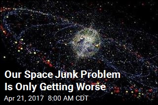 Mission to Reduce Space Junk Could End Up Creating More