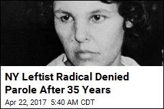 NY Leftist Radical Denied Parole After 35 Years