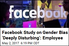 Internal Data Reveals Possible Gender Bias at Facebook