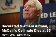 Decorated Vietnam Airman, McCain's Cellmate Dies at 85