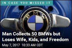 Inside One Man's Life-Ruining Addiction ... to BMWs