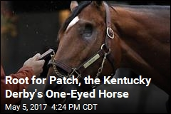 One-Eyed Horse Sets Sights on Historic Kentucky Derby Win