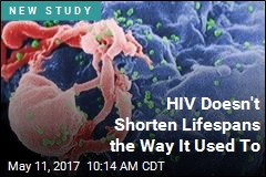 Young HIV Patients Enjoy Near-Normal Lifespan