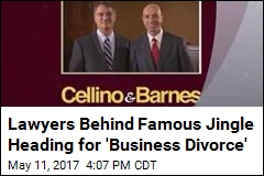 Lawyers Behind Famous Jingle Heading for 'Business Divorce