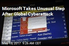 Microsoft Takes Unusual Step After Global Cyberattack