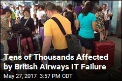 Airline's IT Failure Causes Chaos at London Airports