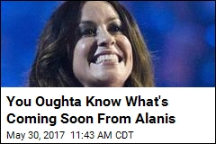 Coming Soon: Musical Based on Alanis' Jagged Little Pill