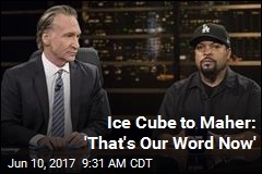 Ice Cube Scolds Bill Maher Over Slur
