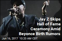 Jay Z Is First Hip-Hop Artist in Songwriters Hall of Fame