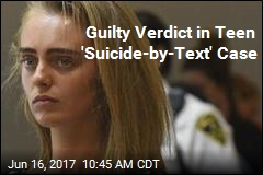 Woman Guilty in 'Suicide-by-Text' Case
