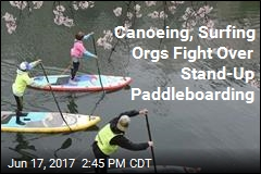 Court to Decide if Stand-Up Paddleboarding Is Surfing or Canoeing