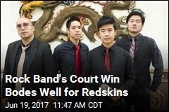 What a Rock Band's SCOTUS Win Could Mean for the Redskins