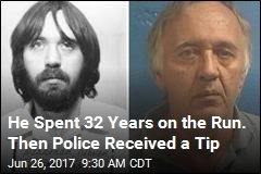 Fugitive Caught 32 Years After Escape