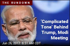 'Complicated Tone' Behind Trump, Modi Meeting