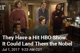 They Have a Hit HBO Show. It Could Land Them the Nobel