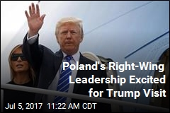 What to Expect From Trump's Stopover in Poland