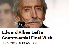 Edward Albee's Mandate for Unfinished Work: Destroy It