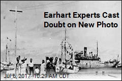 Earhart Experts Cast Doubt on New Photo