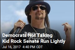 Kid Rock Blasts Stabenow, Announces Senate Run