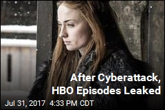 After Cyberattack, HBO Episodes Leaked