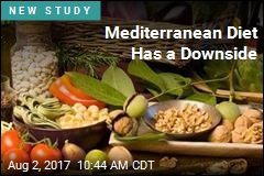 Mediterranean Diet Has a Downside