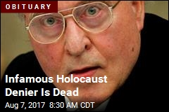 Notorious Holocaust Denier Dies in Germany