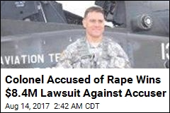Blogger Who Accused Colonel of Rape Ordered to Pay $8.4M
