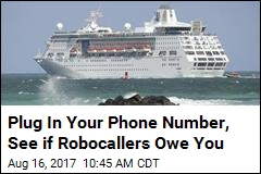 Plug In Your Phone Number, See if Robocallers Owe You