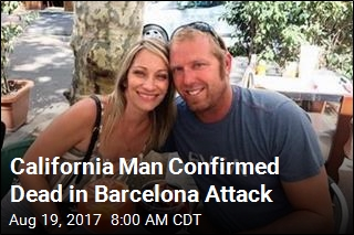 California Man Confirmed Dead in Barcelona Attack