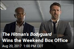 The Hitman's Bodyguard Wins the Weekend Box Office