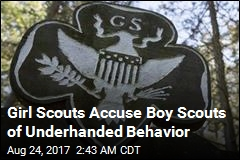 Girl Scouts Accuse Boy Scouts of Secretly Trying to Recruit Girls