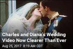 Restored Footage Released of Diana-Charles Wedding