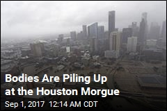 Houston Morgue Is Almost Full