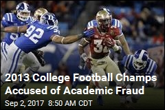 Florida State Football Facing Academic Fraud Allegations