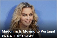 Madonna Is Moving to Portugal