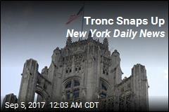 Tronc Snaps Up New York Daily News