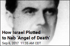 Israel Releases Secret 'Angel of Death' Files
