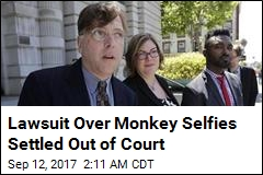 Monkey Selfie Lawsuit Settled Out of Court