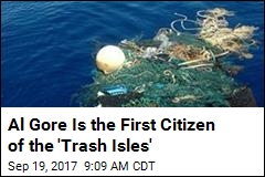 Activists Want Ocean Garbage Patch to Be New Country