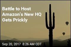Battle to Host Amazon's New HQ Gets Prickly