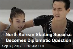 North Korean Skaters Qualify for South Korean Olympics