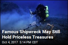 New Discovery Hints at Further Treasures at Famous Shipwreck