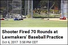 Shooter 'Cased' Congressional Baseball Practice for Weeks