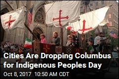 Columbus Day or Indigenous Peoples Day?