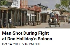 Man Shot During Fight at Doc Holliday's Saloon